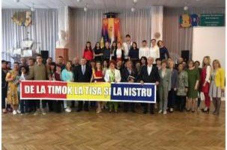 """Proiectul """"De la Timoc la Tisa și la Nistru"""" lansat la Chișinău"""