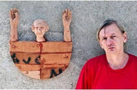 "Mircea Roman prezintă expoziția ""Sacrificiu"" la Vila Nova de Cerveira"