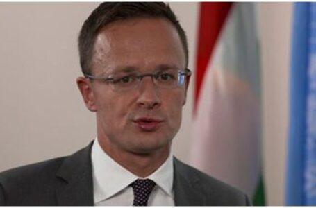 Ministrul de externe ungar Peter Szijjarto: Ungaria s-a opus unei declaraţii comune a membrilor NATO privind Ucraina