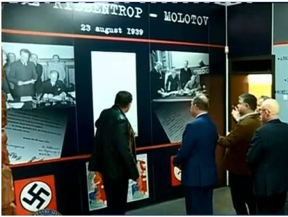 Ambasadorul Daniel Ioniță, în vizită la Muzeul Ocupaţiei Sovietice, pe care Dodon vrea să îl închidă