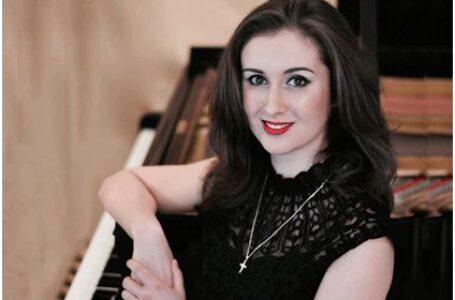 Concert de pian la ICR Veneția, de Ziua Națională a României