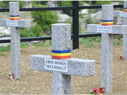 """Donează pentru ridicarea Mănăstirii """"Eroilor Români"""" de la Țiganca"""