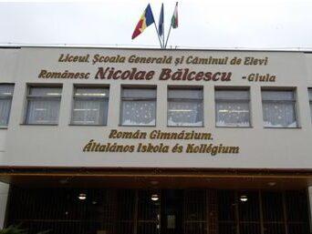 """Liceul """"N. Bălcescu"""" din Jula aniversează 70 de ani de existență"""