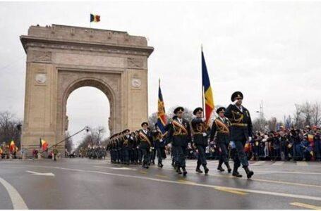 Militari ai Rep. Moldova vor defila la București de Ziua Națională a României