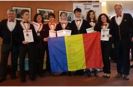 Echipa României a cucerit 7 medalii la Olimpiada Internaţională de Astronomie 2019