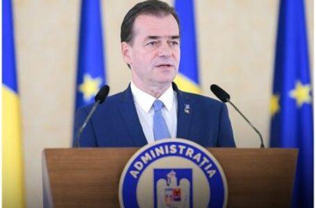 Premierul României reacționează la zarva produsă de Moscova la Chișinău