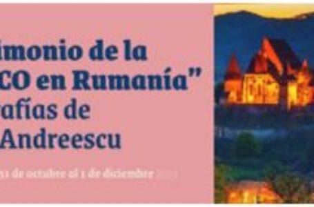 """Expoziția """"Patrimoniul Mondial UNESCO din România"""" la Córdoba"""