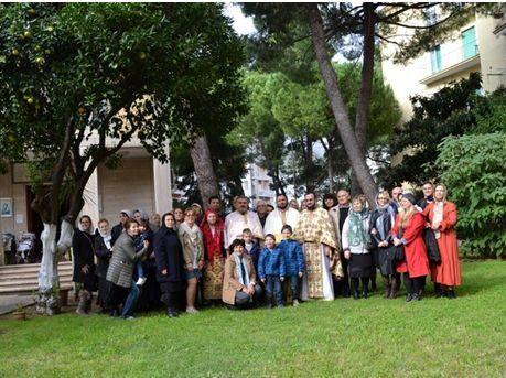 Bucurie și comuniune la Salerno la prăznuirea Sfântului Apostol și Evanghelist Matei