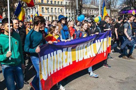 Sondaj: Crește numărul unioniștilor din Rep. Moldova. 34% vor Unirea cu România
