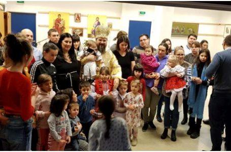 Daruri de Crăciun din Episcopia Europei de Nord pentru copilașii sărmani din România