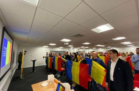 În Marea Britanie a fost lansat partidul diasporei. Este vorba despre Alianța pentru Unirea Românilor (AUR), care și-a constituit prima filială din străinătate în Anglia, la Wolverhampton