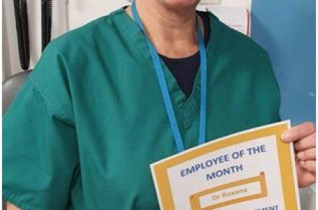 Distincție pentru un medic român, angajat la cel mai mare spital din Londra