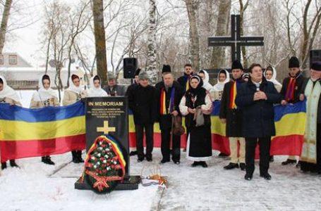 Turneu prin Rusia în memoria prizonierilor români morți în lagărele sovietice