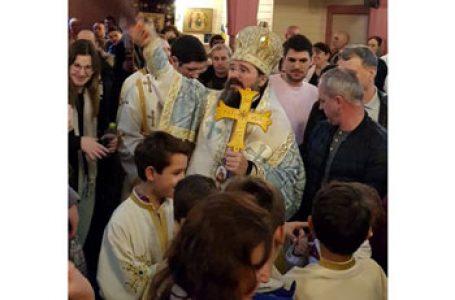 Praznicul Botezului Domnului pentru românii de la Marea Nordului