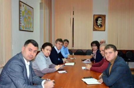 Prima ședință de lucru a partidelor semnatare ale inițiativei de unine a unioniștilor din R. Moldova