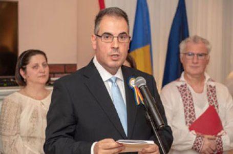 Bogdan Mănoiu, însărcinatul cu afaceri al României la Ottawa: Dialogul continuu întărește legăturile dintre Canada și România și dintre comunitatea românească de aici și România