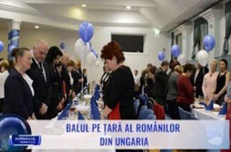 Balul românilor din Ungaria la Jula