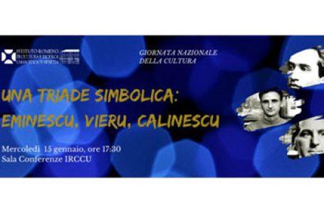"""Românii din Veneția pot participa la """"Ziua Culturii Naționale"""" va fi celebrată la Institutul Român de Cultură și Cercetare Umanistică de la Veneţia"""