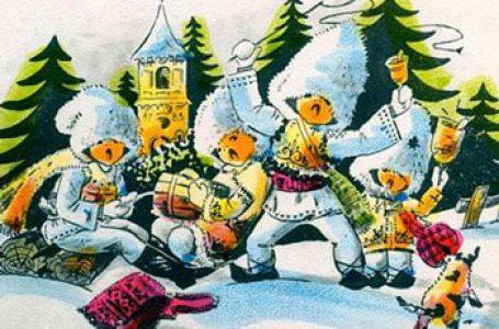 La mulți ani românilor din Basarabia, Serbia și Ucraina care sărbătoresc Anul Nou pe stil vechi!