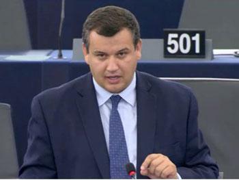 """Eugen Tomac, despre afirmațiile lui Vladimir Putin privind Pactul Ribbentrop-Molotov: """"Parlamentul European nu și-a schimbat poziția. României i-au fost luate teritorii care niciodată nu au fost întoarse înapoi"""""""
