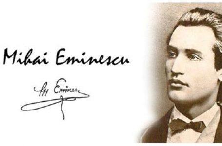 """Mihai Eminescu:…""""nu s-a găsit unul dintre noi care să consfinţească pierderea pământului sfânt al patriei…"""""""