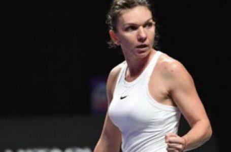 Simona Halep, s-a calificat în sferturi la Adelaide cu o victorie în fața Aijlei Tomljanovic