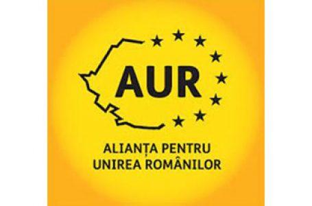 Congresul național al Alianței pentru Unirea Românilor (AUR)