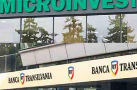 Banca Transilvania intenționează să achiziționeze compania Microinvest