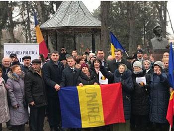 La Chişinău a fost constituită Mişcarea politică Unirea