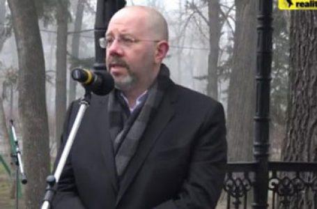 """Viceprimarul Bucureştiului, la Chișinău: """"Acest neam trebuie să aibă aceeași țară"""""""