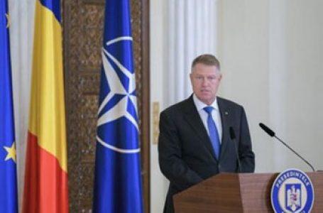 """Klaus Iohannis, nemulțumit de Guvernul R. Moldova: """"Nu suntem deloc convinși că actualul Guvern de la Chișinău"""" își dorește parcurs european"""