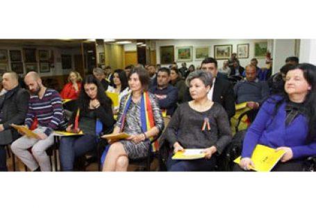 Alianța pentru Unirea Românilor și-a lansat filiala din Spania