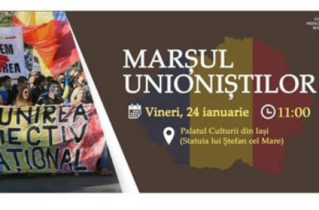 Români de pe cele două maluri ale Prutului vor serba Unirea Principatelor la Iași