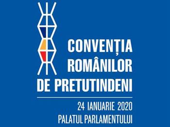 Convenția Românilor de Pretutindeni își deschide lucrările vineri 24 ianuarie, la Palatul Parlamentului