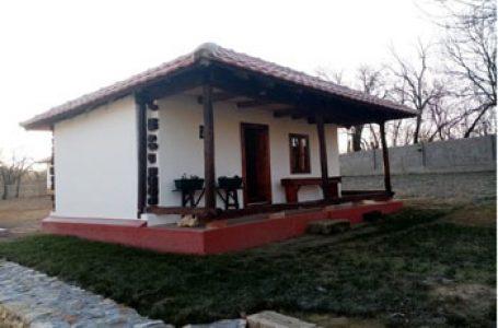 """""""Muzeul satului"""" de la Mănăstirea Mălainița, din Timoc, o proiecție a satului românesc timocean"""