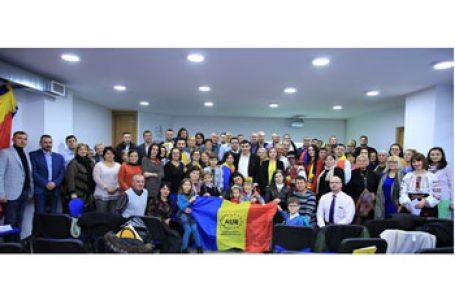 A.U.R. și-a lansat filiale în cea mai mare comunitate de români din diasporă