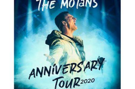 Formația din Rep. Moldova, The Motans, începe un turneu aniversar în întreaga Românie