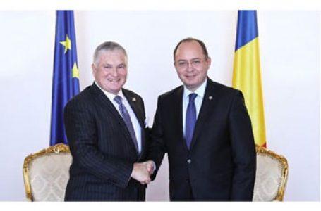 Aurescu și Zuckerman: România își coordonează poziția cu SUA în ceea ce privește R. Moldova