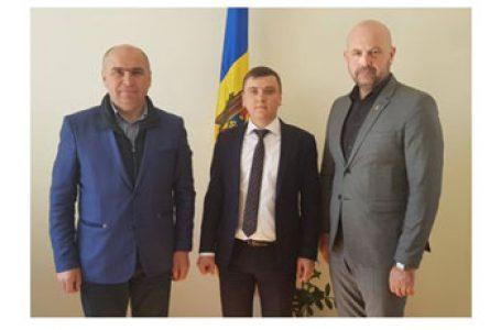 Oradea, frate mai mare pentru o localitate din Republica Moldova