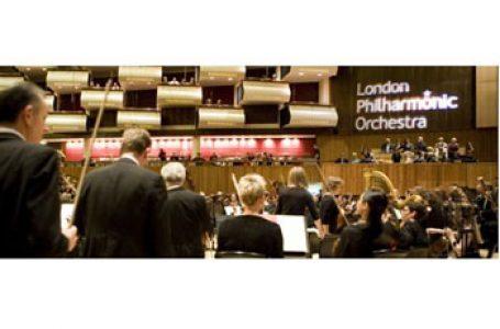 Românii din Londra invitați la corcert! Muzica lui Enescu, interpretată de London Philharmonic Orchestra, se aude  la Royal Festival Hall