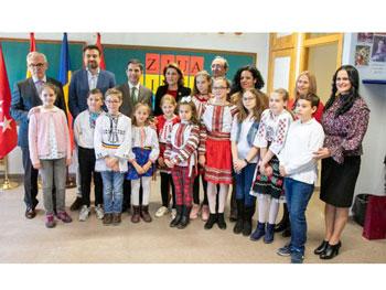 O școală din Spania, premiată de președintele României pentru sprijinul acordat cursului de limba română