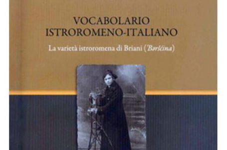 Vlad CUBREACOV: Elegie pentru istroromâni la aparițiaprimului dicționar istroromân-italian