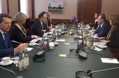 Situația din R. Moldova discutată de Bogdan Aurescu la Berlin cu cu omologul său german Heiko Maas