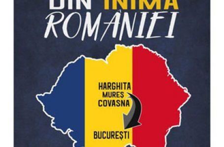 Nu-i lăsați singuri pe românii din județele Covasna și Harghita, pe frații și surorile voastre din Ardeal! Nu-i lăsați să fie asimilați în propria țară!