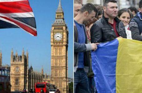Jumătate de milion de români au depus cereri pentru a trăi și lucra în Regatul Unit după ce acesta a părăsit blocul comunitar
