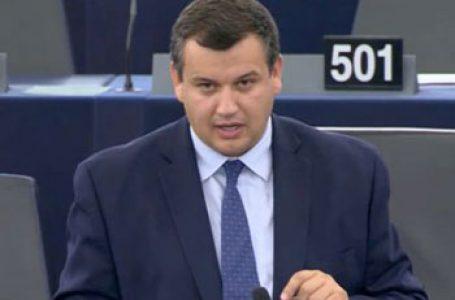 Eugen Tomac a ridicat din nou în Parlamentul European problema încălcării drepturilor românilor din Ucraina