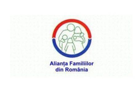Alianța Familiilor din România: DREPTURILE OMULUI SAU DREPTUL NATURAL?