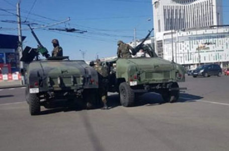 Dodonul a scos armata pe străzile Basarabiei! O prostie spun foști  miniștri ai apărării!