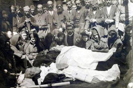 23 martie: 106 ani de la martirizarea Părintelui Haralambie Balamace de către antarții greci. Comemorarea Martirilor Români din Balcani