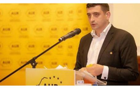 George Simion: Când va trece starea de urgență cauzată de coronavirus, cumpărați numai produse românești